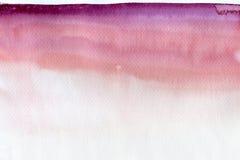 Fundo abstrato da aguarela Foto de Stock