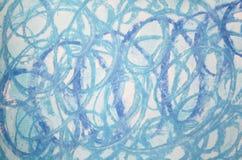 Fundo abstrato da aguarela na textura de papel Foto de Stock Royalty Free
