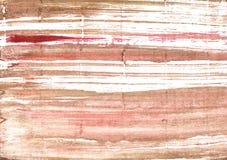 Fundo abstrato da aquarela do amaranto fotografia de stock