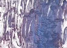 Fundo abstrato da aquarela do ritmo Imagem de Stock