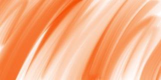 Fundo abstrato da aquarela, textura alaranjada ilustração royalty free