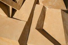 Fundo abstrato da areia Imagem de Stock
