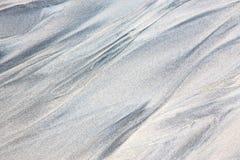 Fundo abstrato da areia branca Fotos de Stock Royalty Free