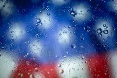 Fundo abstrato da bandeira dos Estados Unidos Foto de Stock