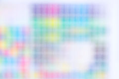 Fundo abstrato da cor Imagens de Stock
