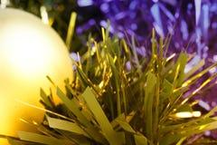 Fundo abstrato da decoração do Natal com boas foto de stock royalty free