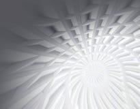 Fundo abstrato da ilustração da tecnologia macia 3d para o projeto Fotografia de Stock Royalty Free