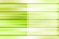 Fundo abstrato da linha verde Fotos de Stock Royalty Free