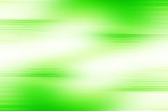 Fundo abstrato da linha verde Fotos de Stock