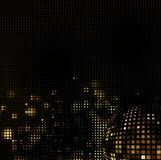 Fundo abstrato da luz do mosaico Imagens de Stock Royalty Free