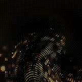 Fundo abstrato da luz do mosaico Fotografia de Stock Royalty Free