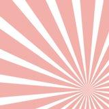 Fundo abstrato da luz solar ilustração royalty free