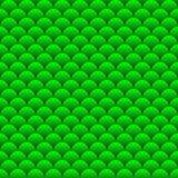 fundo abstrato da obscuridade - círculos verdes ilustração do vetor