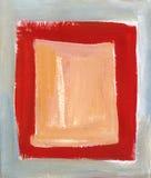 Fundo abstrato da pintura a óleo Imagens de Stock