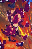 Fundo abstrato da pintura foto de stock royalty free