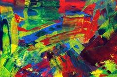 Fundo abstrato da pintura Foto de Stock