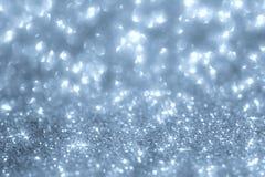 Fundo abstrato da poeira do glitter Fotos de Stock Royalty Free