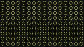Fundo abstrato da rendição 3d com teste padrão Foto de Stock