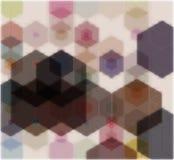 Fundo abstrato da tecnologia Camadas usadas da transparência do efeito de luzes e de formas Fotos de Stock Royalty Free