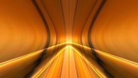 Fundo abstrato da tecnologia, computação gráfica, cabo do Cyberspace Imagem de Stock Royalty Free