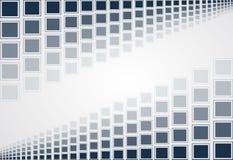 Fundo abstrato da tecnologia Relação futurista da tecnologia Vecto Fotografia de Stock