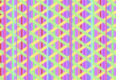 Fundo abstrato da textura com muitas linhas coloridas foto de stock royalty free