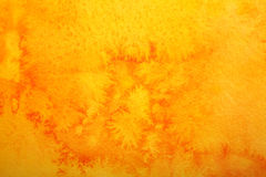 Fundo abstrato da textura da aquarela Fotos de Stock