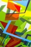 Fundo abstrato da textura do detalhe da pintura com pinceladas imagens de stock