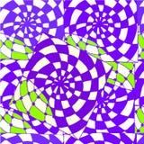 Fundo abstrato da tiragem geométrica dos testes padrões Imagens de Stock