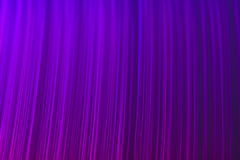 Fundo abstrato das fibras ópticas roxas Imagem de Stock Royalty Free