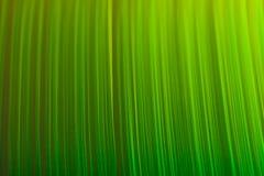 Fundo abstrato das fibras ópticas verdes Ilustração do Vetor