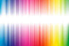 Fundo abstrato das linhas de espectro com cópia Foto de Stock Royalty Free