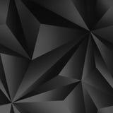 Fundo abstrato de cristal ilustração stock