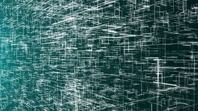 Fundo abstrato de Digitas com partículas vídeos de arquivo