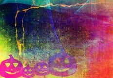 Fundo abstrato de Halloween Foto de Stock