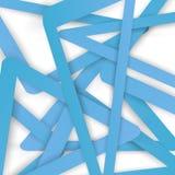 Fundo abstrato de papel Imagem de Stock