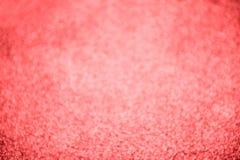 Fundo abstrato de vida do bokeh coral da cor fotos de stock royalty free