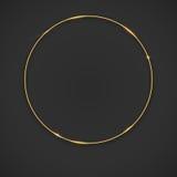 Fundo abstrato do anel Imagens de Stock