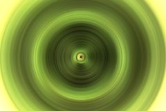 Fundo abstrato do borrão de movimento radial da rotação colorida Foto de Stock