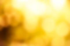 Fundo abstrato do borrão do sol Foto de Stock Royalty Free