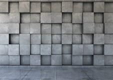 Fundo abstrato do concreto Imagem de Stock