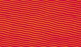 Fundo abstrato do duotone Textura de intervalo mínimo Fundo na moda do projeto do inclinação do synthwave imagem de stock royalty free