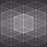 Fundo abstrato do Fractal Imagem de Stock