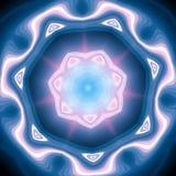 Fundo abstrato do fractal Foto de Stock Royalty Free