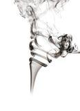 Fundo abstrato do fumo Imagem de Stock Royalty Free