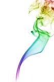 Fundo abstrato do fumo Fotografia de Stock Royalty Free