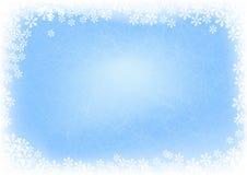 Fundo abstrato do gelo Fotografia de Stock