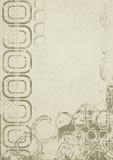 Fundo abstrato do grunge ilustração royalty free