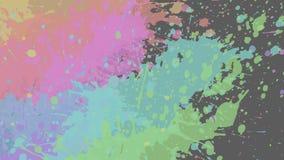 Fundo abstrato do grunge, vetor Foto de Stock