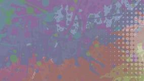 Fundo abstrato do grunge, vetor Foto de Stock Royalty Free